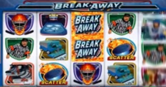 Break Away Slot Screenshot