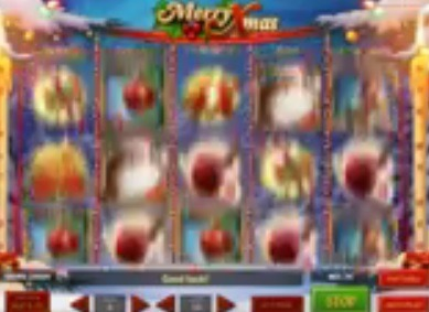 Merry Xmas Slot Screenshot