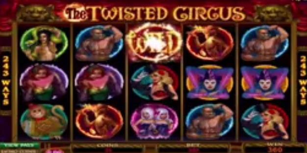 Twisted Circus Screenshot