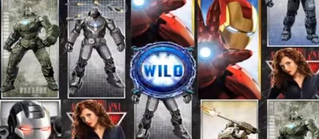 Spela Iron Man slot