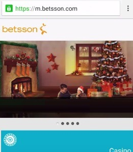 Betsson Mobile