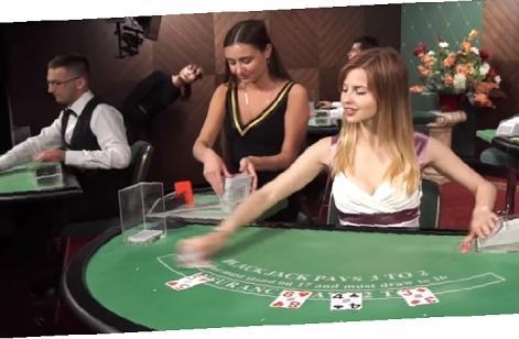 Live Casino Online - bild