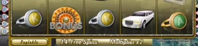 Mega Fortune freespins