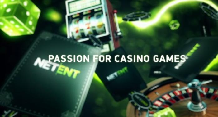 Bild ur NetEnts reklamfilm