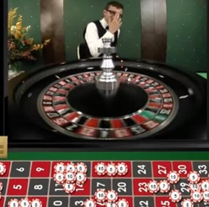 Spela Live Casino Roulette